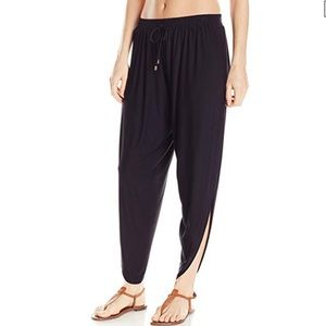 Laundry by Shelli Segal Draped Cover Up Pant